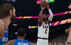 Βελτιώσεις, NBA 2K18, veltioseis, NBA 2K18