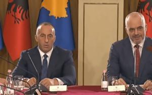- Κοινή Κυβέρνηση Αλβανίας-Κοσόβου – Ωρα, Σερβία …Ελλάδα, - koini kyvernisi alvanias-kosovou – ora, servia …ellada