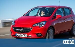 Δοκιμή, Opel Corsa 1 4 Auto, dokimi, Opel Corsa 1 4 Auto