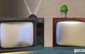 Τα δορυφορικά κανάλια των παιδικών μας χρόνων!