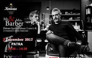 Private Seminar, #x26 Mrs, Barber, Hairmod