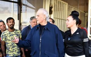 Αντιμέτωπος, Άκης Τσοχατζόπουλος, antimetopos, akis tsochatzopoulos
