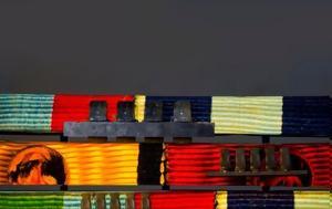 52α ΔΗΜΗΤΡΙΑ, Έκθεση, Γιώργου Λάππα, Αλατζά Ιμαρέτ, 52a dimitria, ekthesi, giorgou lappa, alatza imaret