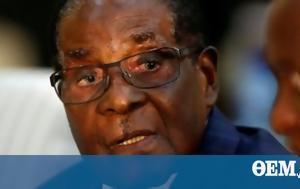 Robert Mugabe, WHO