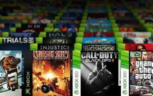 Παιχνίδια, Xbox, Xbox One, paichnidia, Xbox, Xbox One
