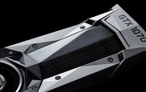 NVIDIA GeForce GTX 1070 Ti, Pascal GPU, 449