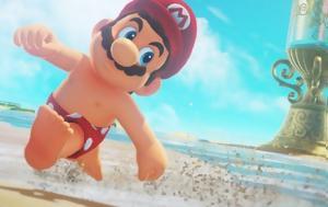 Σούπερ Μάριο, Nintendo, souper mario, Nintendo