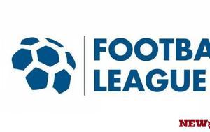 LIVE Football League - 1η, LIVE Football League - 1i