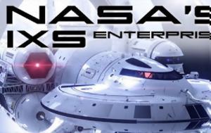 IXS Enterprise, NASA, [video]
