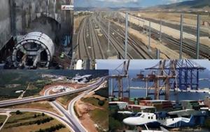 Τα 22 μεγάλα έργα και επενδύσεις που είναι στα πρόθυρα της κατασκευής