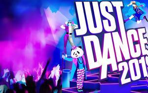 Κυκλοφόρησε, Just Dance 2018, kykloforise, Just Dance 2018