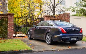 Jaguar XJ, Remain Company's Flagship Model