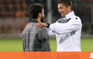Giorgos Savvidis, Lucescu, PAOK