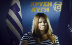 Golden Dawn Girls, Χρυσής Αυγής, Golden Dawn Girls, chrysis avgis