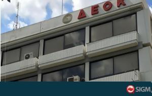 ΔΕΟΚ Zητά, Κινήματος Εν Εκποιήσεων, deok Zita, kinimatos en ekpoiiseon