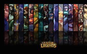 League, Legends