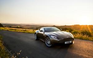 Aston Martin DB11, Συμφωνείτε, 2017, Aston Martin DB11, symfoneite, 2017