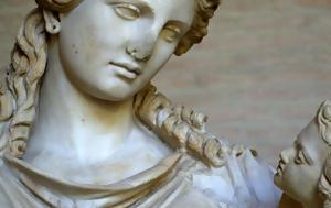 Η αρχαία ελληνική ευχή της μάνας στον γιό,  έξι λέξεις μόνο φωνήεντα!!!