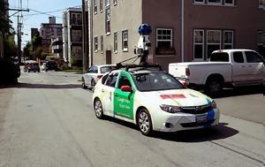 Google, Street View