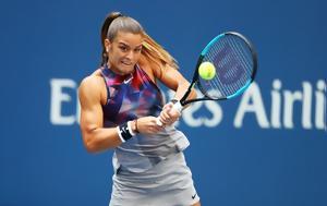 Τένις, Σάκκαρη, tenis, sakkari