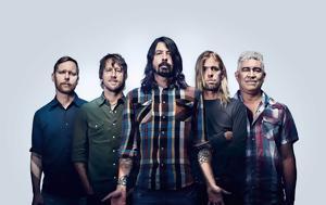 Foo Fighters, Ηρώδειο, Foo Fighters, irodeio