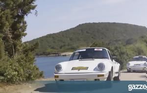 Porsche, Κορσική, Porsche, korsiki