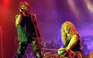 Oι Iron Maiden, Rockwave, Oi Iron Maiden, Rockwave