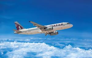 Θεσσαλονίκη, Qatar Airways, thessaloniki, Qatar Airways