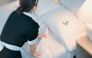 Η πικρή αλήθεια για το προσωπικό καθαριότητας στα ξενοδοχεία