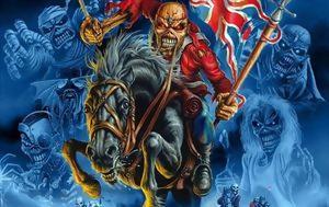 Έρχονται, Iron Maiden, erchontai, Iron Maiden