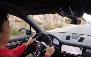 Οδήγησε, Porsche Cayenne, Κρήτη, odigise, Porsche Cayenne, kriti