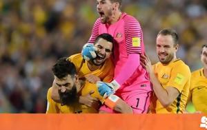 Αυστραλία – Ονδούρες 3-1, afstralia – ondoures 3-1