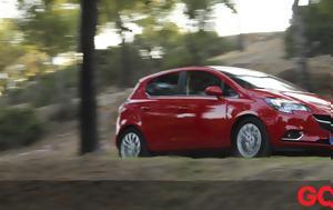 ΔΟΚΙΜΗ, Opel Corsa 1 4 90 PS Attraction, dokimi, Opel Corsa 1 4 90 PS Attraction