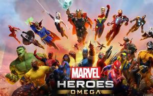 Άσχημα, Gazillion, Marvel Heroes Omega, aschima, Gazillion, Marvel Heroes Omega