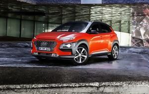 Hyundai Kona, Crossover