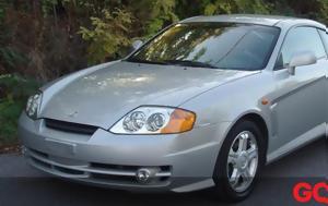 Hyundai Coupe, 2 500
