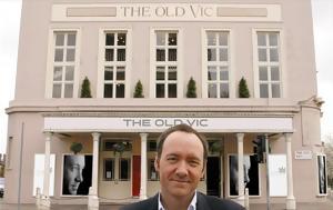 Καταγγελίες, Kevin Spacey, Old Vic, katangelies, Kevin Spacey, Old Vic