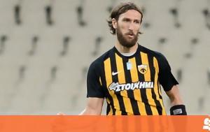 Dmytro Chygrynskiy, Panathinaikos - AEK