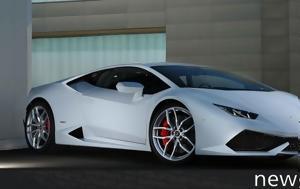48V, Lamborghini Huracan
