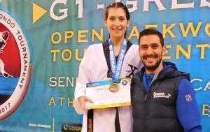 Σάρωσαν, Έλληνες, Greece Open G1, sarosan, ellines, Greece Open G1