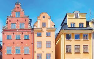 Η αγορά κατοικίας βάζει φρένο στην αύξηση των σουηδικών επιτοκίων