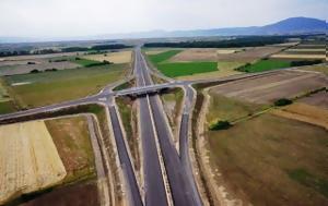Αυτοκινητόδρομος Ε65, Πιθανή, Ξυνιάδα-Τρίκαλα, aftokinitodromos e65, pithani, xyniada-trikala