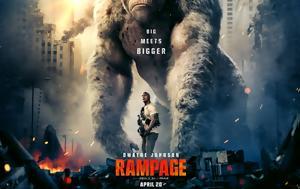 Rampage, Dwayne Jonhson