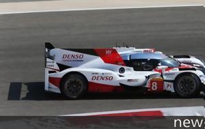 Επίσημο, Alonso, Toyota TS050 Hybrid, episimo, Alonso, Toyota TS050 Hybrid