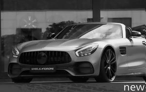 Mercedes-AMG GT C Roadster, Μία, Wheelsandmore, Mercedes-AMG GT C Roadster, mia, Wheelsandmore