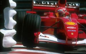 Schumacher, Ferrari