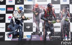 WRC Ράλι Αυστραλίας, Νίκη, Neuville, WRC rali afstralias, niki, Neuville