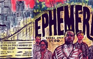Ephemerals, Duende Jazz Bar