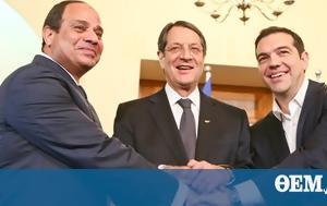 Greece – Cyprus – Egypt, Nicosia, Tuesday