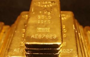 Η άνοδος του δολαρίου «βύθισε» τον χρυσό